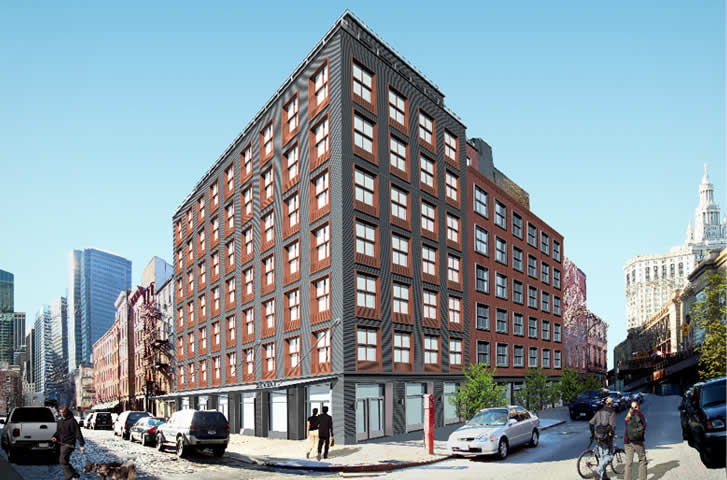254 front street located in manhattan s historic south street